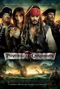 加勒比海盜4