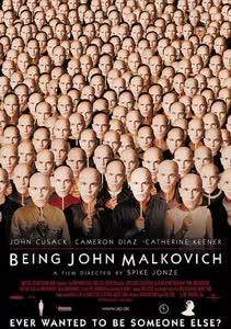 成為約翰馬爾科維奇
